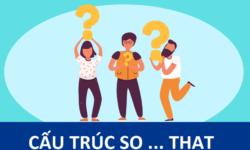 Cấu trúc So that trong tiếng Anh – Bài tập có đáp án